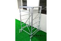 組合式置物架、視聽器材架、組合式物料車架