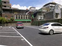 停車場道路標線