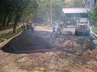 路面柏油瀝青舖設工程