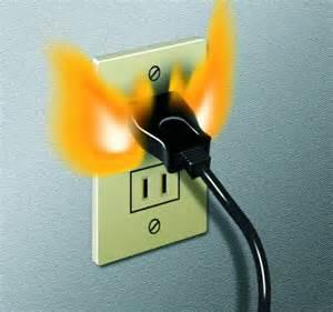 電線走火偵測器