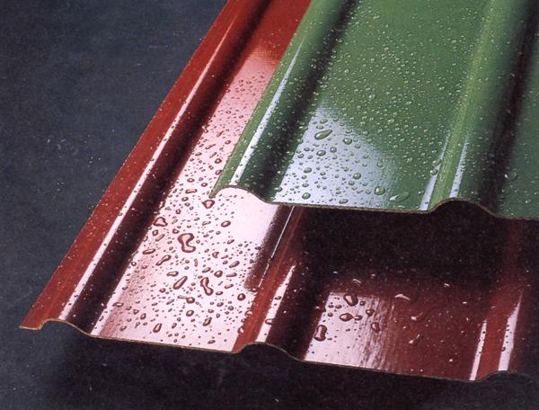 高科技非金屬彩色電木浪板