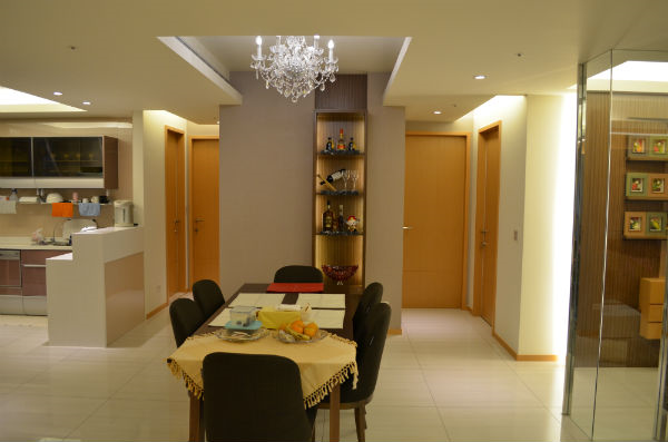 室内设计_餐厅/厨房
