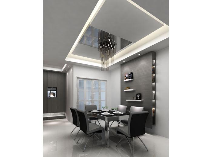 室内设计_餐厅