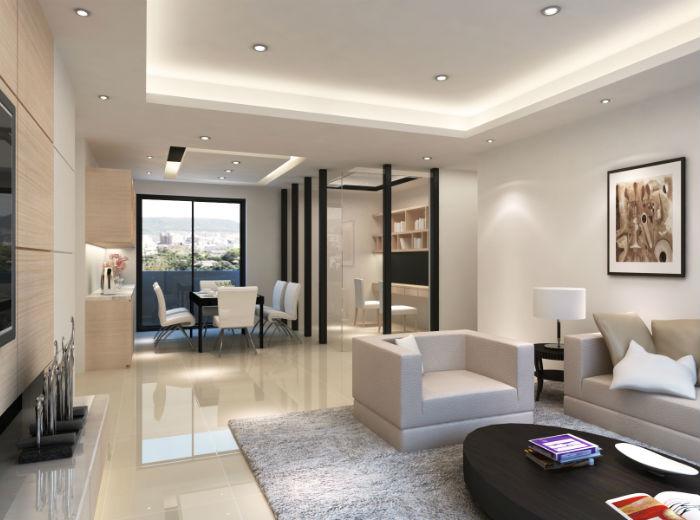 室內設計 客廳 坤儀室內裝修設計有限公司 商品實績 建築世界台北廠商 建築空間設