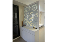 室內設計_玄關屏風櫥櫃