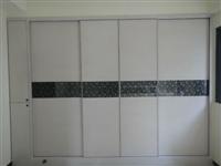 室內設計_臥房系統衣櫃