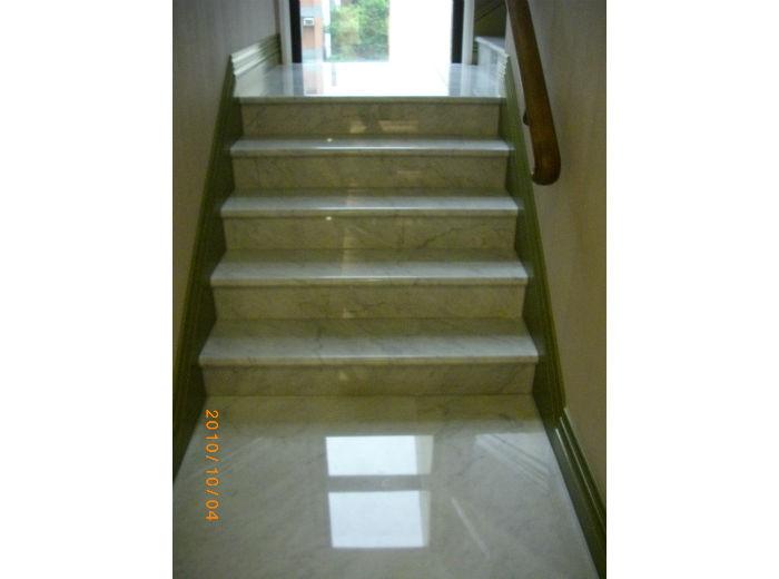 大理石楼梯工程
