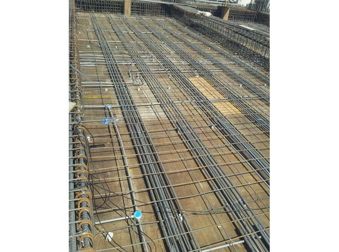 樓層結構中空樓板