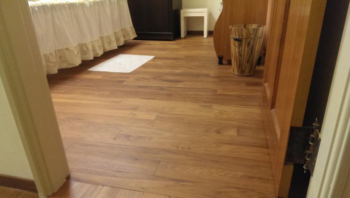 緬甸柚木實木地板