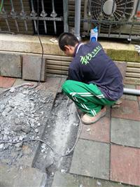 大樓社區污水管線排水配管工程