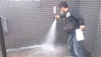 大樓社區消防出水口測試