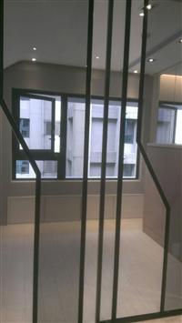 隔間安全強化玻璃
