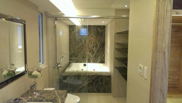 淋浴拉門玻璃
