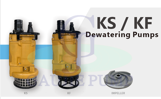 KS系列 高揚程工事用泥砂泵浦