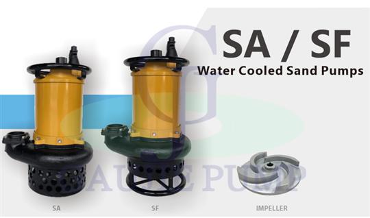 SA系列 輕載泥砂泵浦