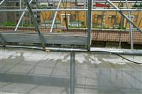 頂樓網室鋼架工程