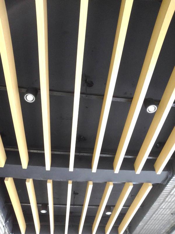 鋁格柵天花板、條狀天花板