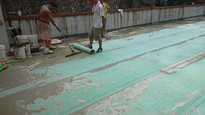 聚脂纖維防水布