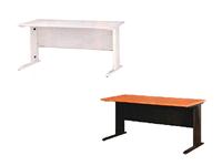 台北辦公家具、辦公桌(一般款、木紋款)