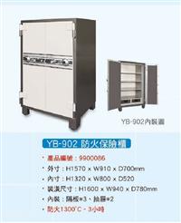 元寶金庫-YB-902防火保險櫃