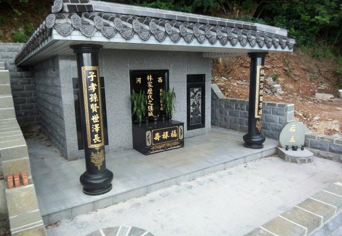 家族墓設計、 家族墓園設計、 家族墓園施工