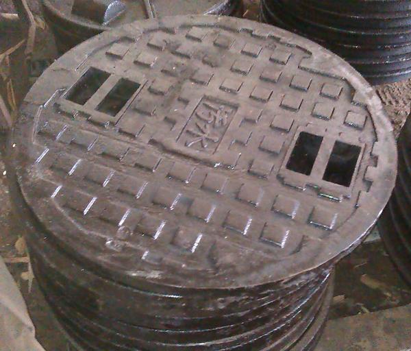 鑄鐵污水蓋
