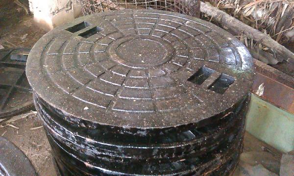 鑄鐵防臭蓋、污水蓋