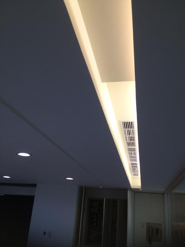 暗架天花板、金屬鋁格柵、企口天花板