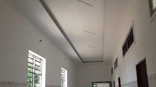 天花板、石膏天花板