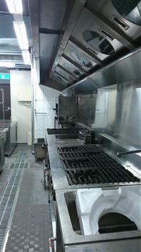 大廚房設備