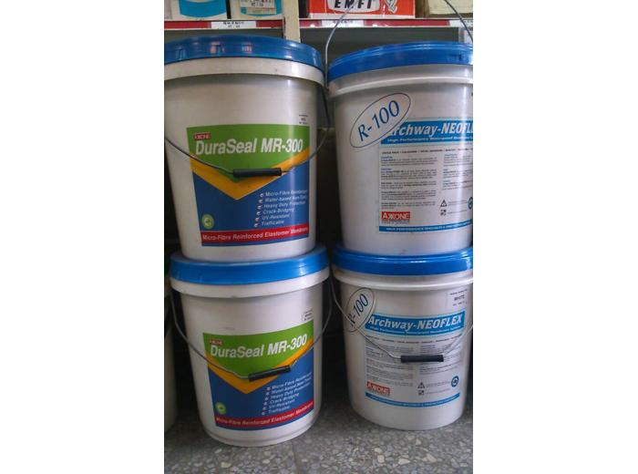 外牆防水高彈性保護塗料