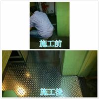 鍍鋅鐵板鋪設