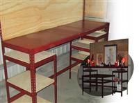 簡易式神桌