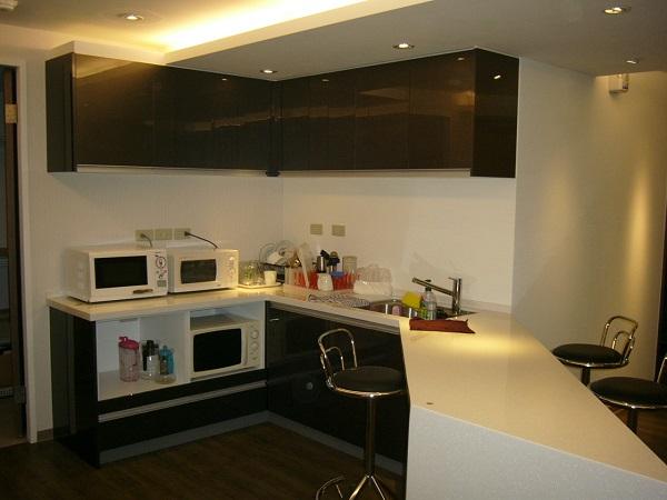 八里八字型歐化廚具 系統櫥櫃 廚房設備