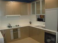 新莊L字型歐化廚具 系統櫥櫃 廚房設備