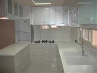 台北ㄇ字型歐化廚具 系統櫥櫃 廚房設備