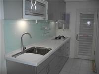 桃園一字型歐化廚具 系統櫥櫃 廚房設備