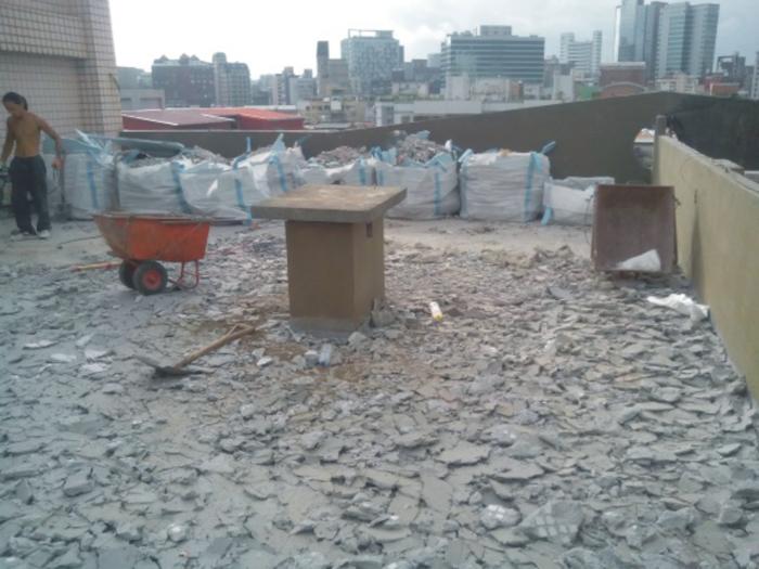 屋頂漏水工程