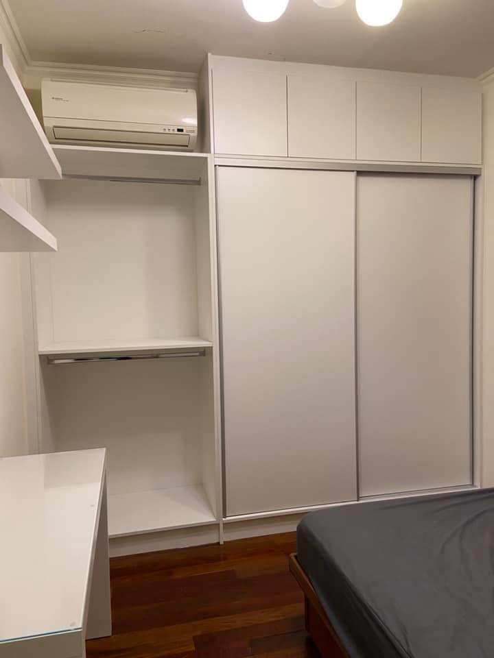 木作櫥櫃、局部裝潢
