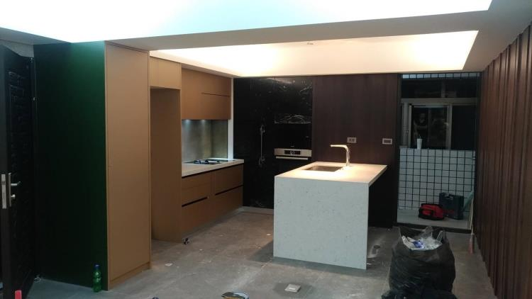 木作系統櫃、室內設計