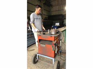 竹節鋼筋-工廠實景