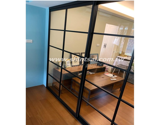 室內玻璃裝璜02-2967-9869、隔間玻璃空間規劃