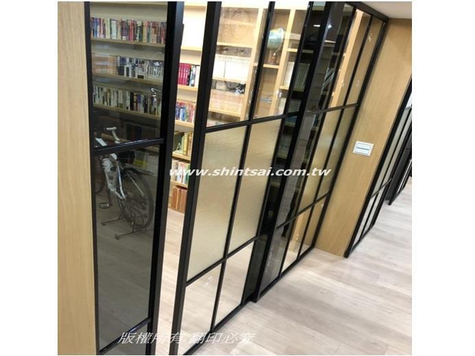 隔間玻璃02-2967-9869、樓中樓玻璃、無框玻璃
