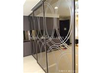 茶鏡表面噴圖02-2967-9869、鏡子玻璃工程