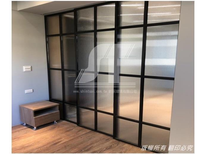 鋁框拉門 懸吊式拉門 玻璃推拉門02-2967-9869