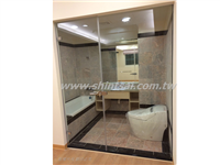 浴室乾濕分離 02-2967-9869、浴室拉門、玻璃拉門