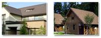 S瓦、琉璃瓦、鋼瓦、貼可樂、纖維瓦、風式薄瓦、尺仔磚、水泥瓦