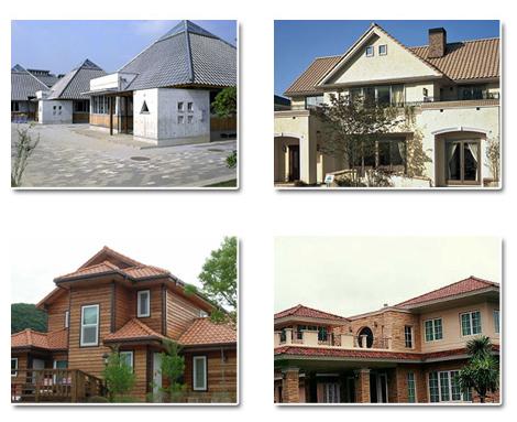 西班牙瓦、文化瓦、風式薄瓦、水泥瓦、舊屋瓦翻修