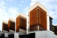 住宅建案外牆鋁格柵