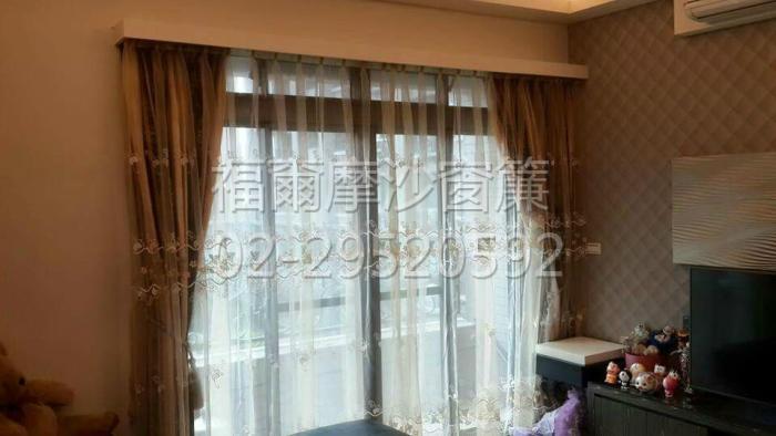 五股窗簾造型設計製作